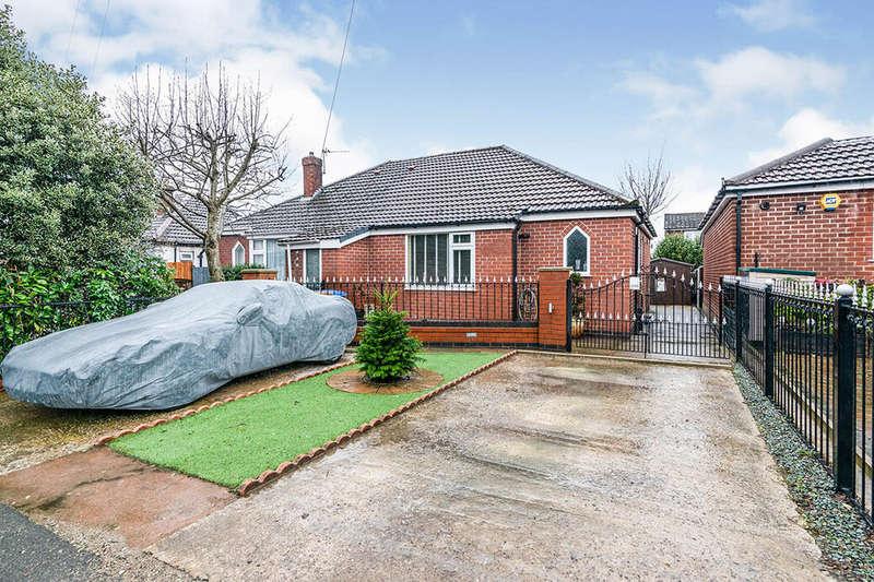 2 Bedrooms Semi Detached Bungalow for sale in Sharp Street, Worsley, M28