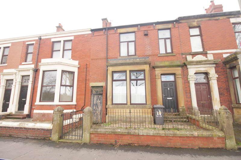 3 Bedrooms Terraced House for sale in Broadgate, Preston