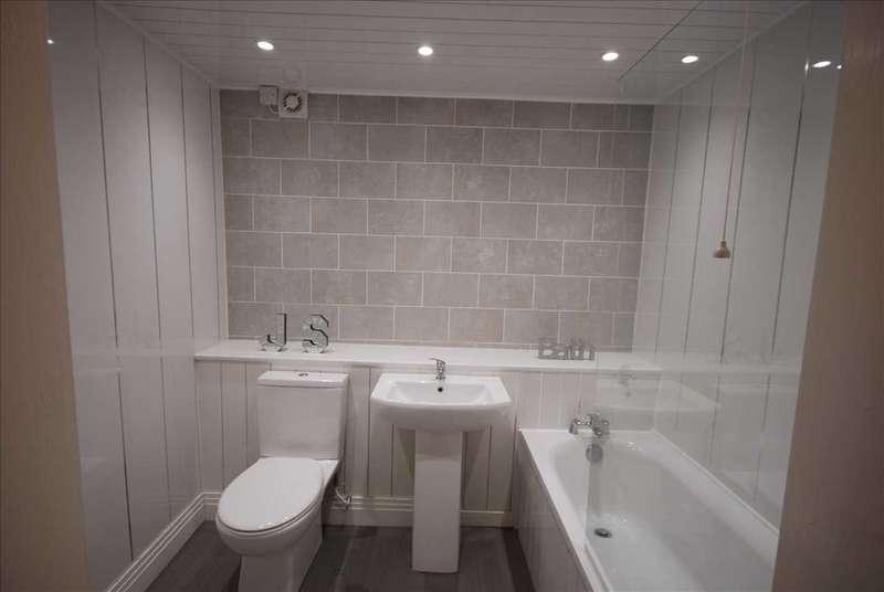 1 Bedroom Flat for sale in Castle Road, Ardrossan