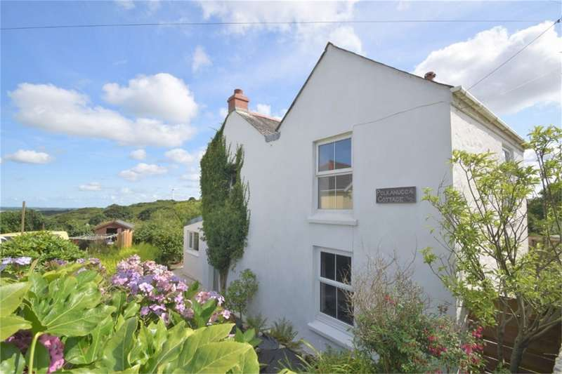 2 Bedrooms Cottage House for sale in Polkanuggo Lane, Herniss, PENRYN, Cornwall