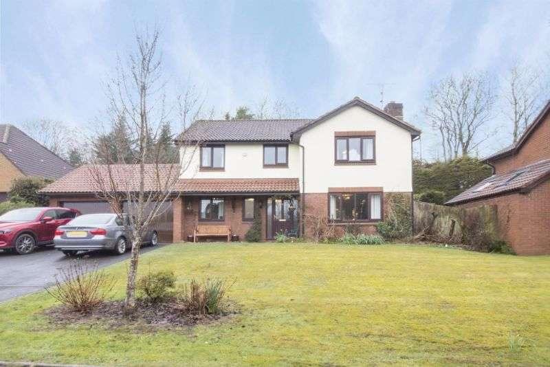 4 Bedrooms Property for sale in Shepherd Drive Langstone, Newport