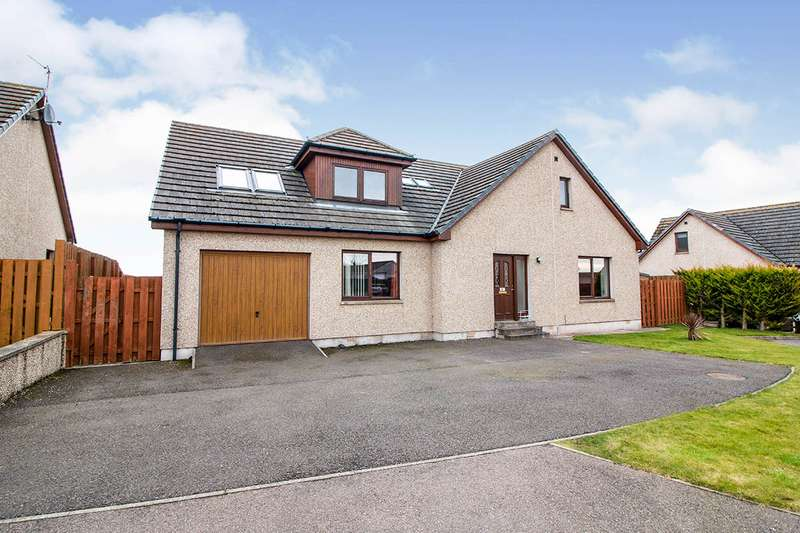 4 Bedrooms Detached House for sale in Archer Park, St. Cyrus, Montrose, Aberdeenshire, DD10