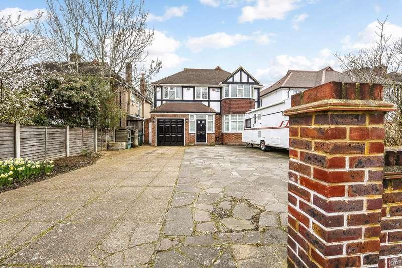 5 Bedrooms Detached House for sale in Malden Road, New Malden, KT3