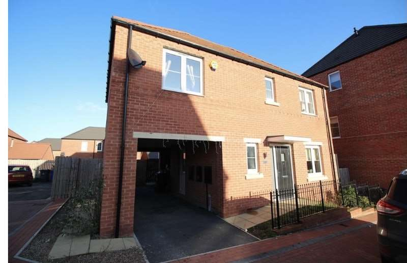 4 Bedrooms Detached House for sale in Green Shank Drive, Mexborough, South Yorkshire, S64