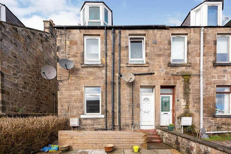 1 Bedroom Apartment Flat for sale in Ferguson Place, Burntisland, Fife, KY3