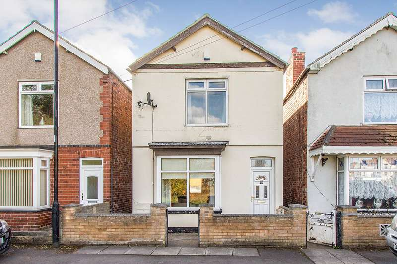 3 Bedrooms Detached House for sale in Adwick Avenue, Toll Bar, Doncaster, DN5