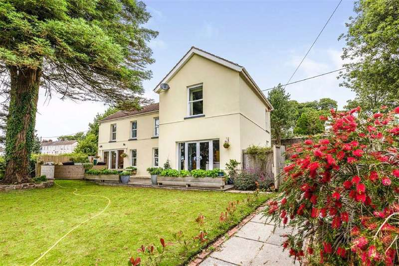 4 Bedrooms Detached House for sale in Colby Road, Burry Port