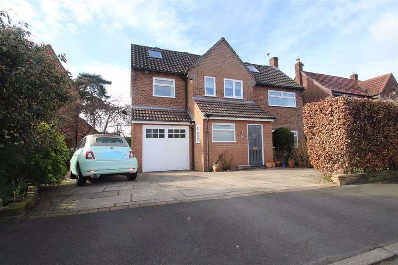 4 Bedrooms Detached House for sale in Eden Close, Wilmslow
