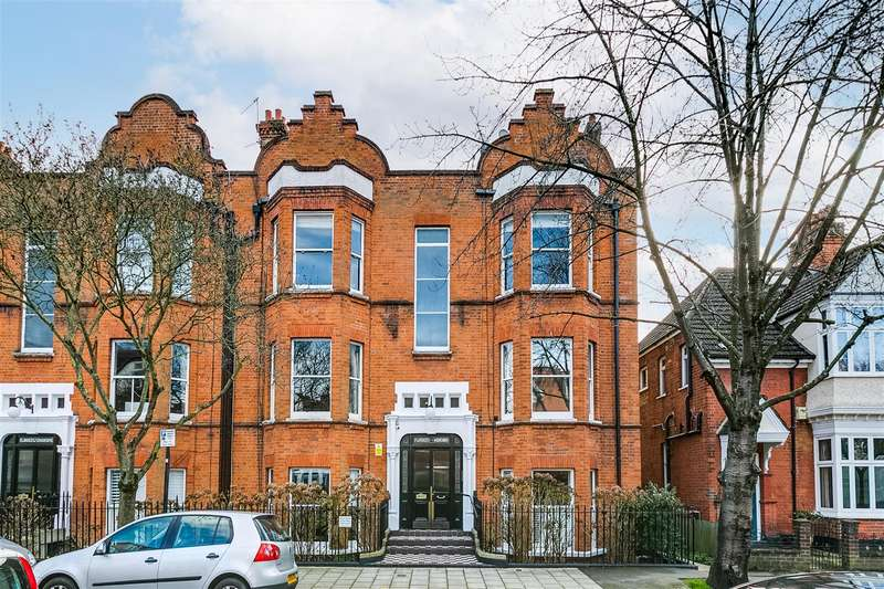 3 Bedrooms Flat for sale in Flanders Mansions, London, W4