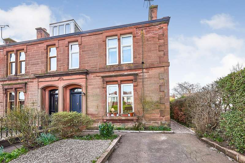 5 Bedrooms Semi Detached House for sale in Moffat Road, Dumfries, Dumfries and Galloway, DG1