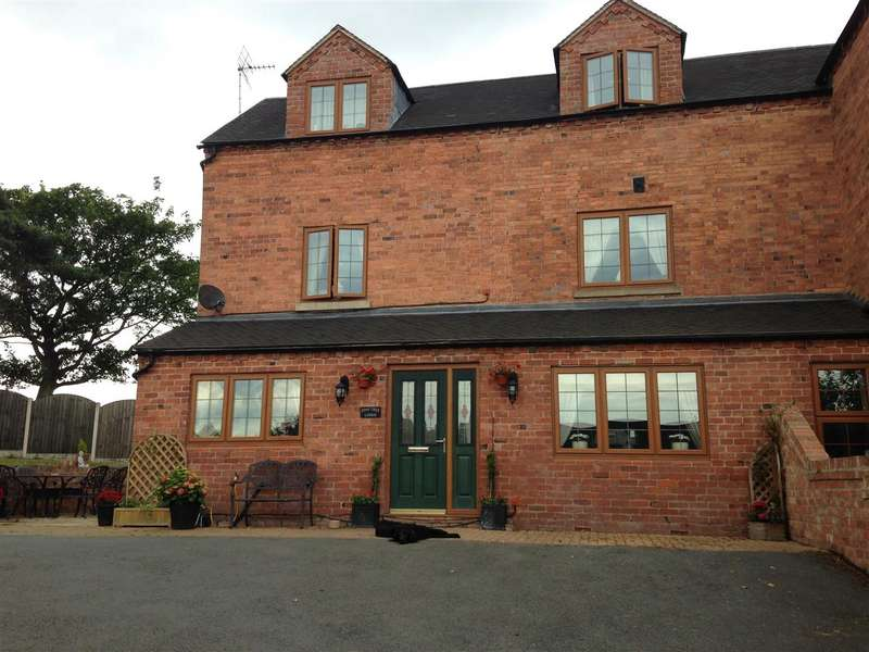 4 Bedrooms Farm House Character Property for sale in Common Lane, Stanley Common, Ilkeston