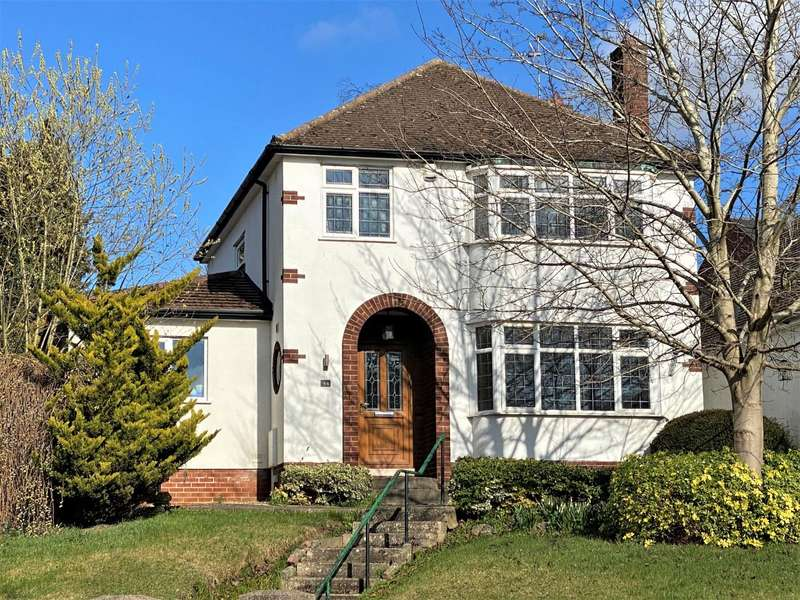 3 Bedrooms Detached House for sale in Casterton Road, Stamford