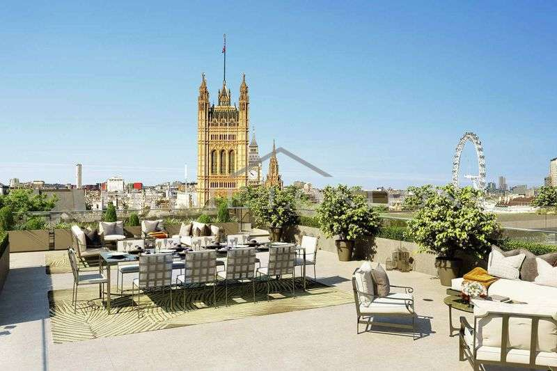 4 Bedrooms Property for sale in 9 Millbank, Westminster, London