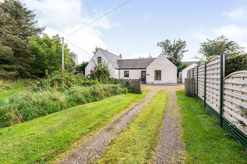 5 Bedrooms Detached House for sale in Station Road, Garmouth, Fochabers, Moray, IV32