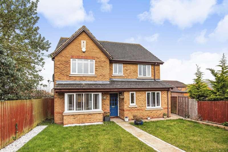 4 Bedrooms Detached House for sale in Gower Drive, Biddenham