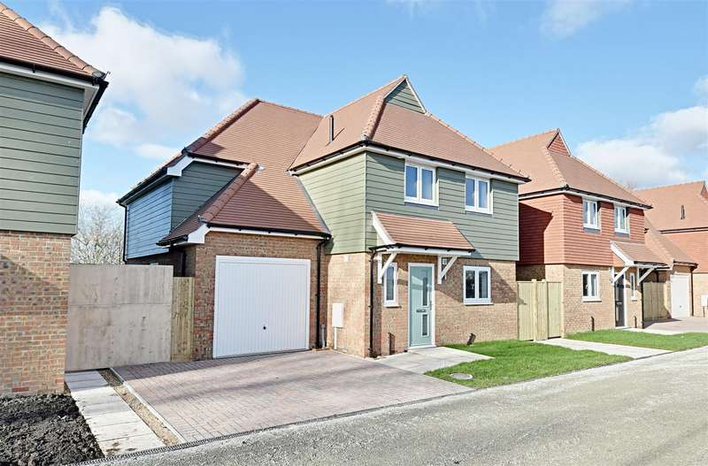 4 Bedrooms Detached House for sale in River Mews, Rhee Wall Road, Brenzett