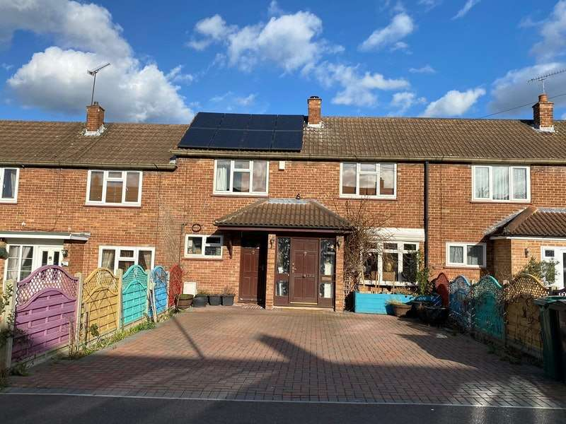 3 Bedrooms Terraced House for sale in The Hoo, Harlow, Essex, CM17