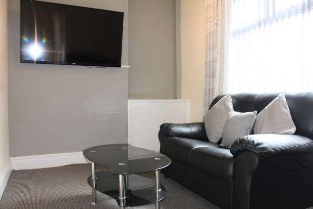 3 Bedrooms Terraced House for rent in Cardigan Street, Preston, PR2