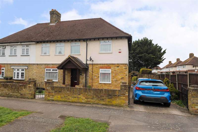 4 Bedrooms Semi Detached House for sale in Appletree Avenue, West Drayton