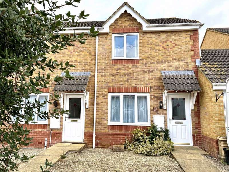 2 Bedrooms Semi Detached House for sale in Bramble Drive, Westbury, Wiltshire, BA13