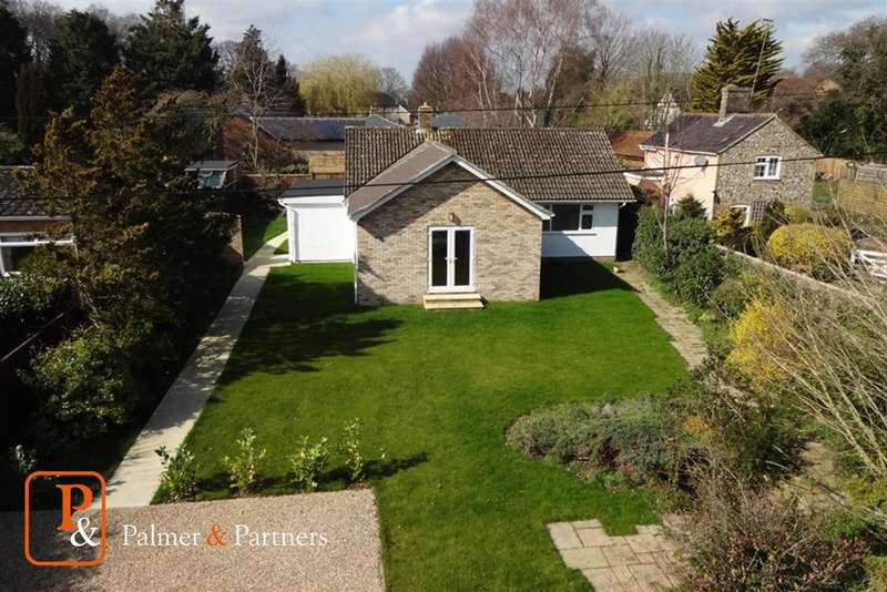 3 Bedrooms Detached Bungalow for sale in North Entrance, Saxmundham, Suffolk