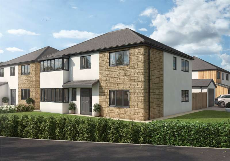 4 Bedrooms Detached House for sale in Shaw Hill, Shaw, Melksham, SN12