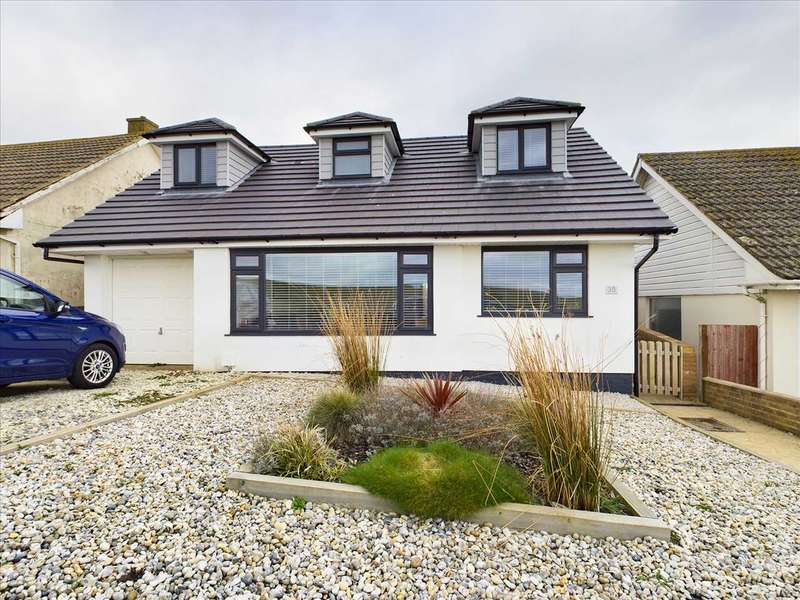 5 Bedrooms Detached House for sale in Gorham Way, Telscombe Cliffs