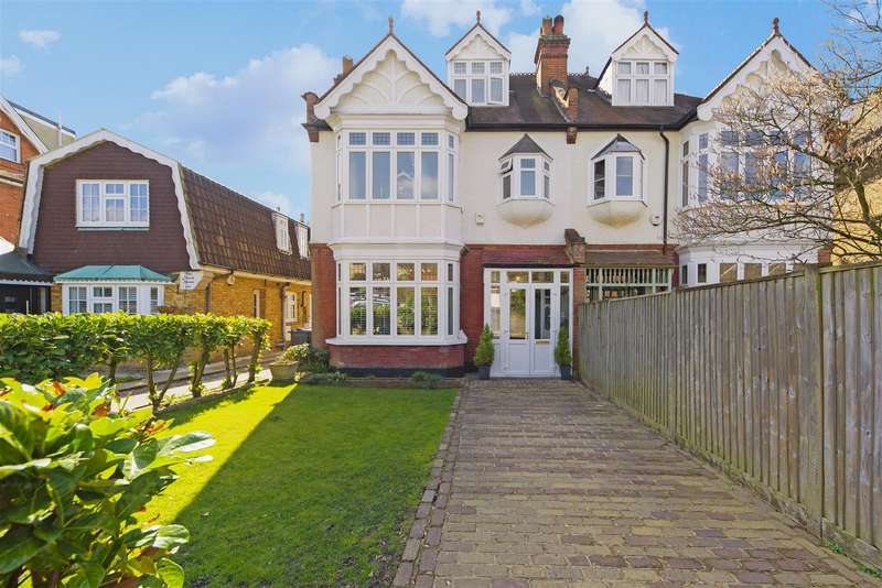4 Bedrooms House for sale in Cottenham Park Road, West Wimbledon, SW20