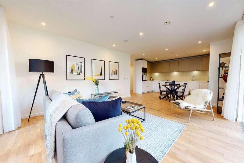 2 Bedrooms Apartment Flat for sale in Grove St, Deptford Landings, Cedarwood Mansions, Deptford, SE8