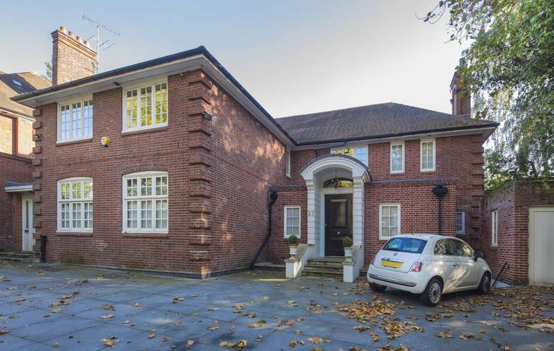 7 Bedrooms Detached House for sale in Heath Drive, Hampstead, London, NW3