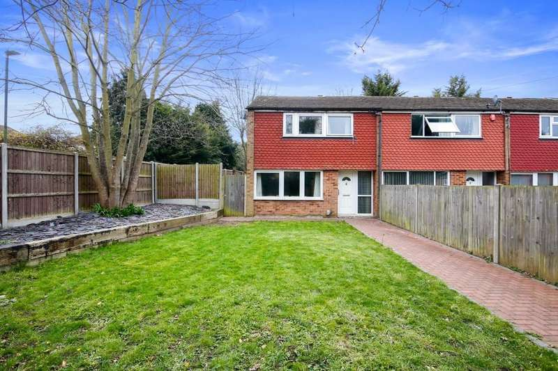 3 Bedrooms Terraced House for sale in Rutland Close, Bexley, DA5 3HY