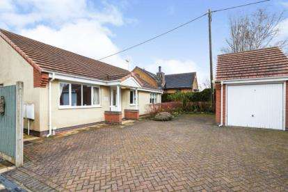 3 Bedrooms Bungalow for sale in Leicester Road, Ibstock