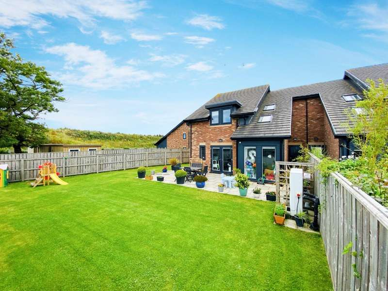 3 Bedrooms Semi Detached House for sale in Arcot Grange, Cramlington