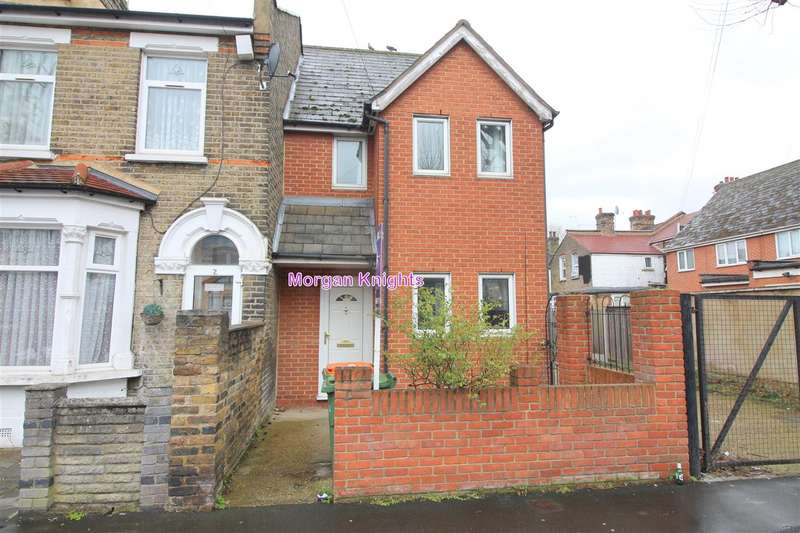 2 Bedrooms End Of Terrace House for sale in Altmore Avenue, East Ham, E6