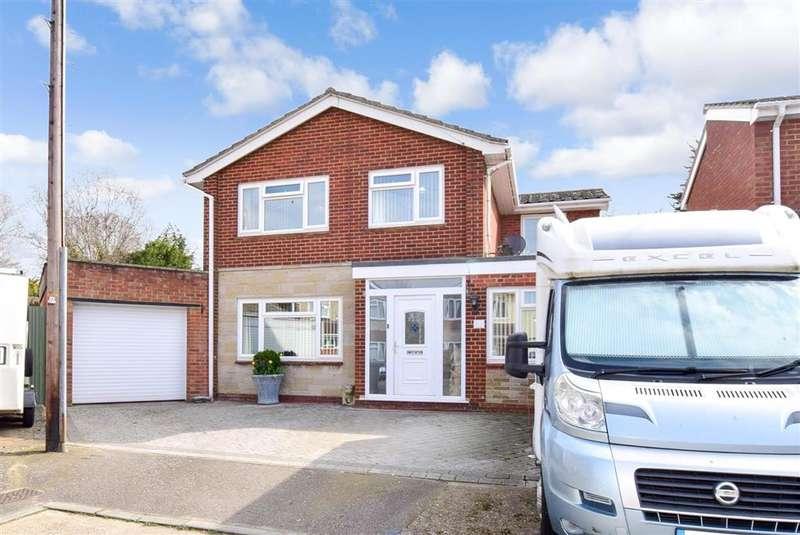 5 Bedrooms Detached House for sale in Blenheim Close, , Herne Bay, Kent