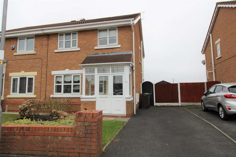 3 Bedrooms Semi Detached House for sale in Richmond Crescent, Netherton, Bootle