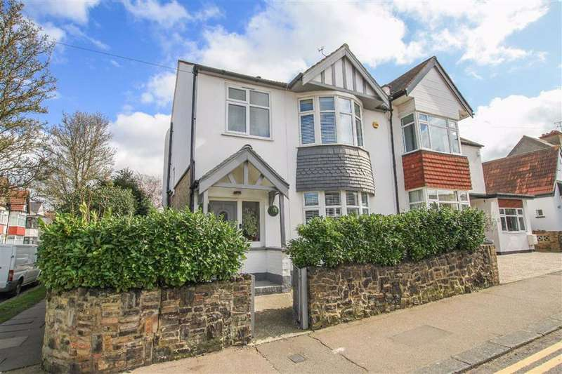 4 Bedrooms Semi Detached House for sale in Nelson Road, Leigh-On-Sea, Essex