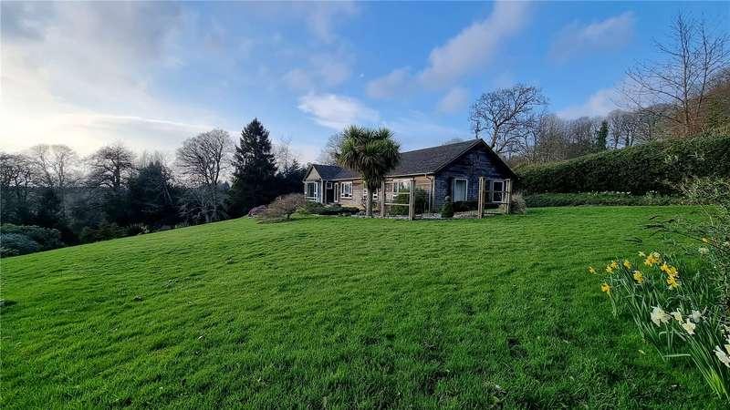 4 Bedrooms Detached House for sale in Pen Selwood, Wincanton, Somerset, BA9