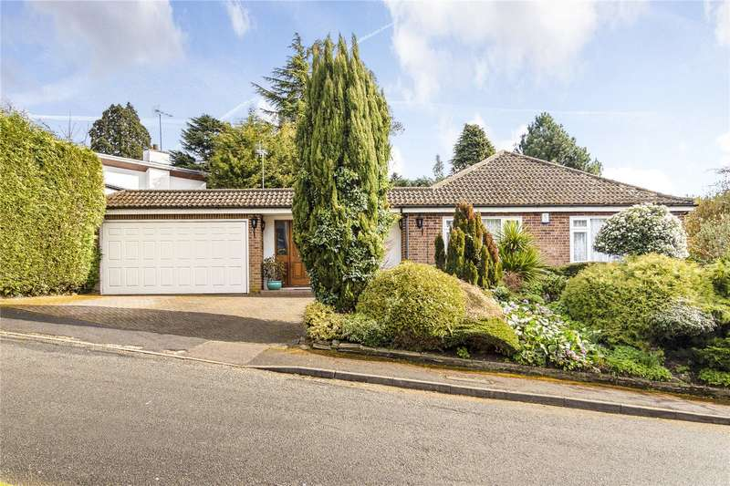 3 Bedrooms Detached Bungalow for sale in Fallowfield, Stanmore, HA7
