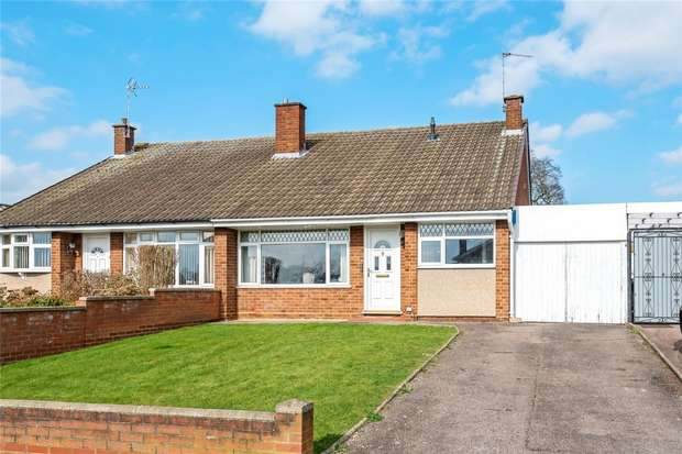 3 Bedrooms Semi Detached Bungalow for sale in Stancliffe Road, Bedford