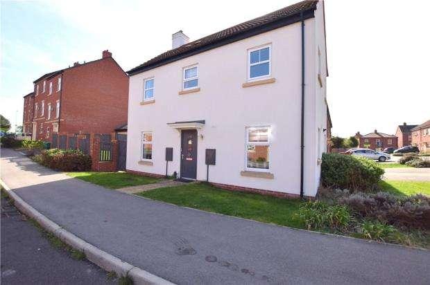 3 Bedrooms Detached House for sale in Weaving Gardens, Sherwood, Nottingham