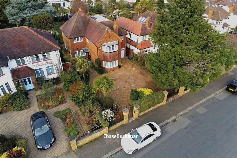 5 Bedrooms Detached House for sale in Acacia Road, Hampton
