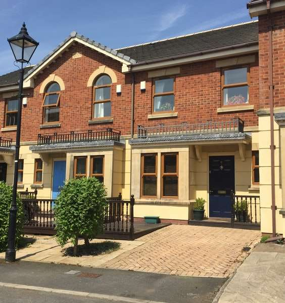 3 Bedrooms Terraced House for sale in Haslam Hall Mews, Bolton, Greater Manchester, BL1