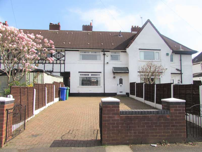 3 Bedrooms Terraced House for sale in Brownley Road, Manchester, M22