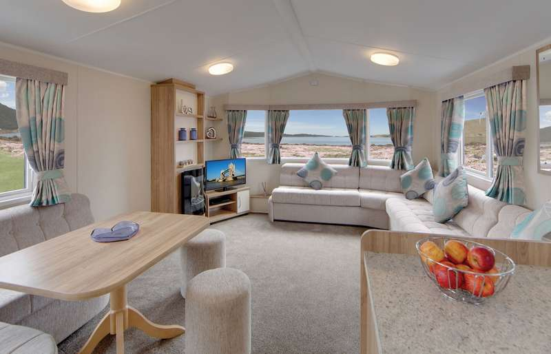 2 Bedrooms Caravan Mobile Home for sale in Pendyffryn Hall Holiday Park, Conwy