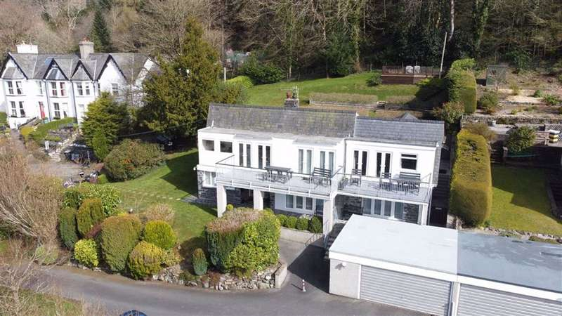 6 Bedrooms Detached House for sale in Llanrwst Road, Betws Y Coed