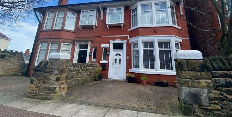 4 Bedrooms Semi Detached House for sale in St James Road, Wallasey