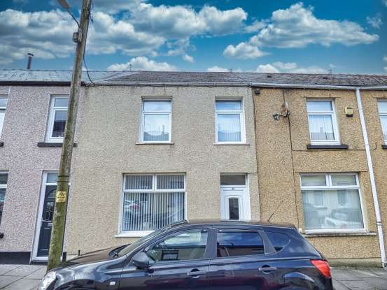 2 Bedrooms Terraced House for sale in Curre Street, Ebbw Vale, Gwent, NP23 7RB