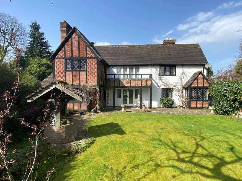 4 Bedrooms Detached House for sale in 7 Manor Drive, Sutton Coldfield, B73
