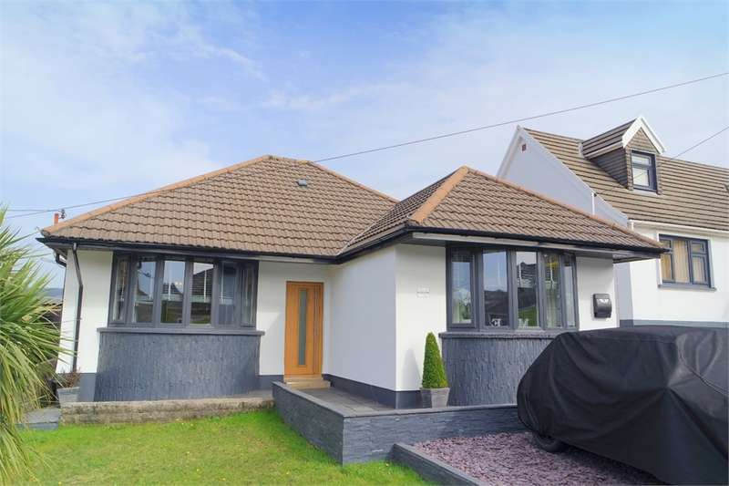 2 Bedrooms Detached Bungalow for sale in Alma Road, Maesteg, Mid Glamorgan